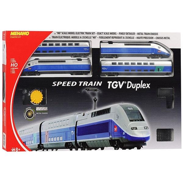 Mehano Voz TGV Duplex T681 - ODDO igračke