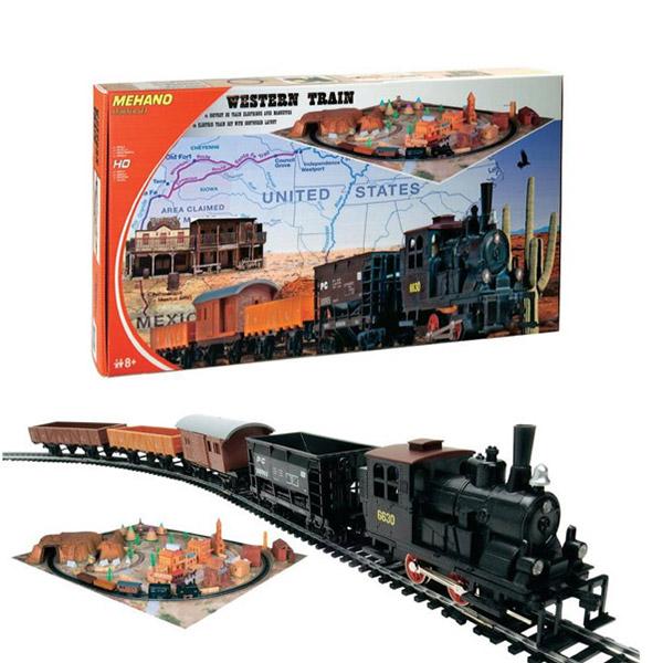 Vozovi Mehano Western sa Maketom T109 - ODDO igračke