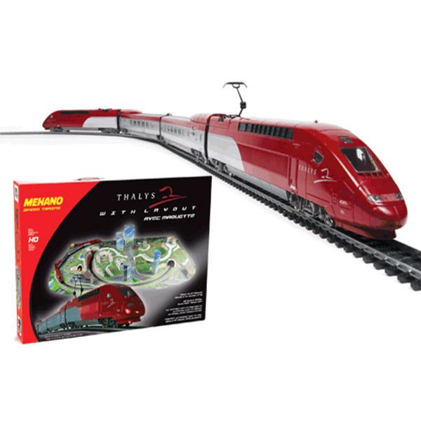 Mehano Voz Thalys sa maketom T365 - ODDO igračke
