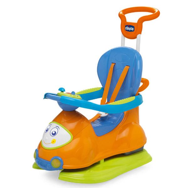 Chicco Guralica Quattro-Narandžasta 6050353 - ODDO igračke