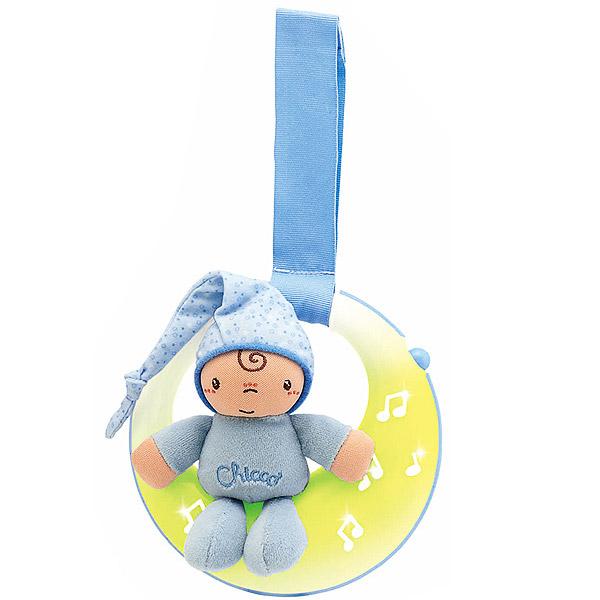 Chicco muzička lampa Uspavani Mesec Plava 6330112 - ODDO igračke