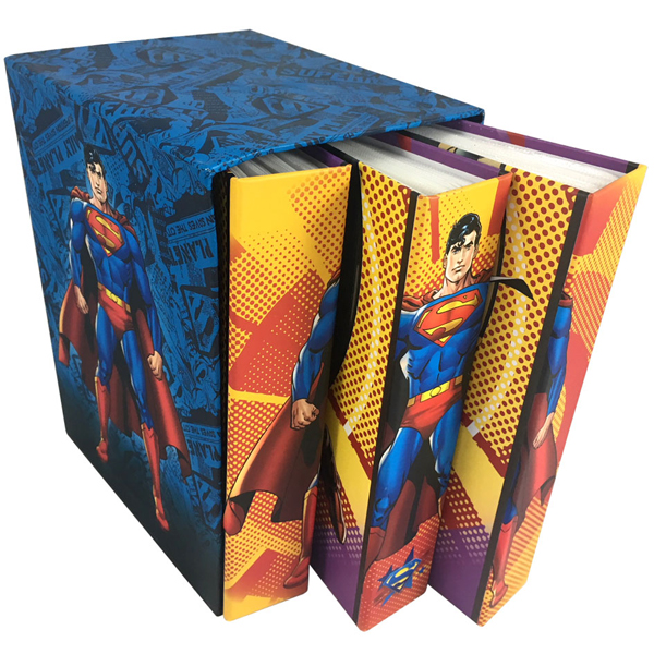 Album 13X18/200 1/3  Supermen 28451_2 - ODDO igračke