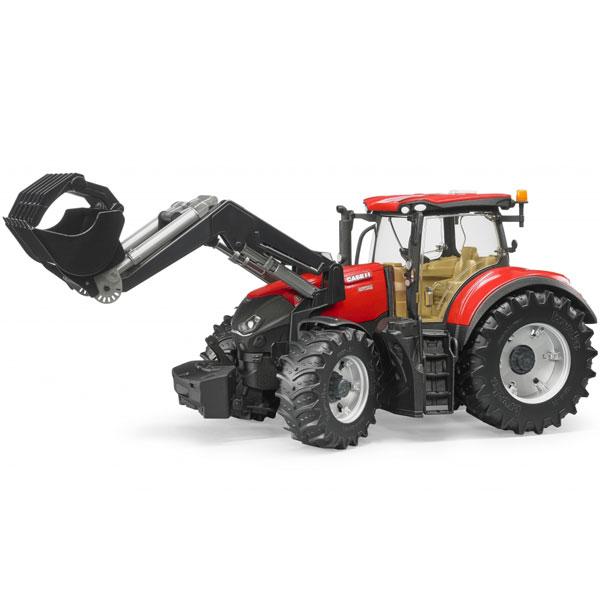 Traktor Case IH Optum 300CVX sa kašikom Bruder 031916 - ODDO igračke