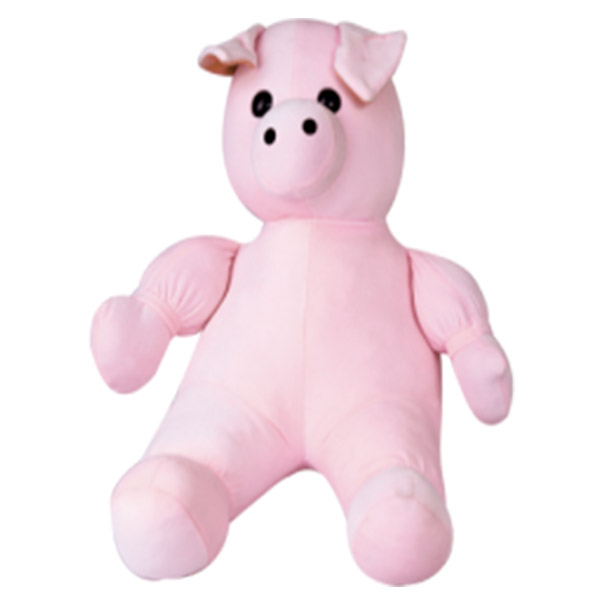 Mehano Plišana Igračka Prase Piggy 70cm D776 - ODDO igračke
