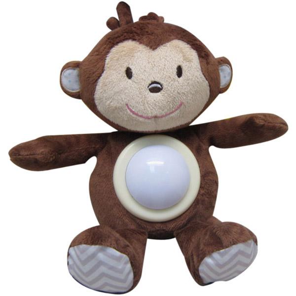 Muzička Noćna Lampa Majmun E290 - ODDO igračke