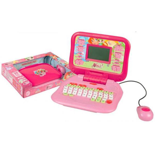 Mehano Laptop Interaktivni Winx E263 - ODDO igračke