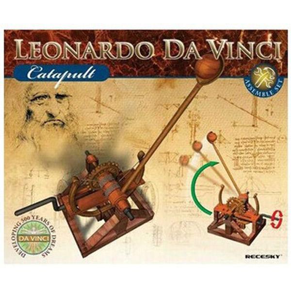 3D Leonardo Da Vinci Catapult E272 - ODDO igračke