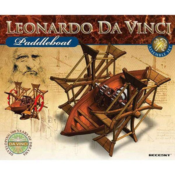 3D Leonardo Da Vinci Pedalina E273 - ODDO igračke