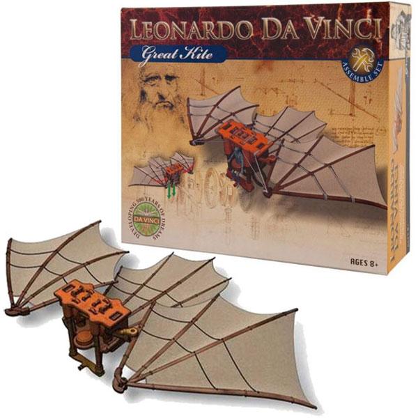 3D Leonardo Da Vinci Zmaj E281 - ODDO igračke