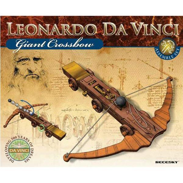 3D Leonardo Da Vinci Samostrel E280 - ODDO igračke