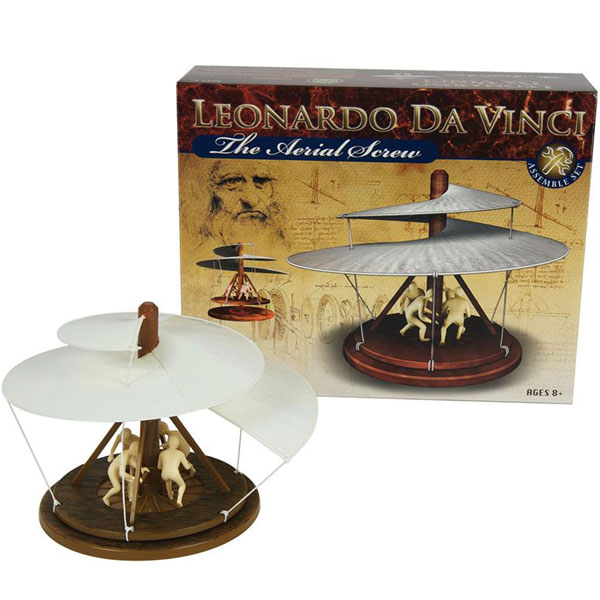 3D Leonardo Da Vinci Vazdušni propeler E274 - ODDO igračke