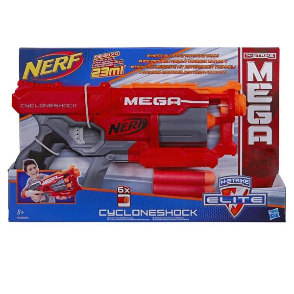 Nerf Mega Cycloneshock A9353 - ODDO igračke