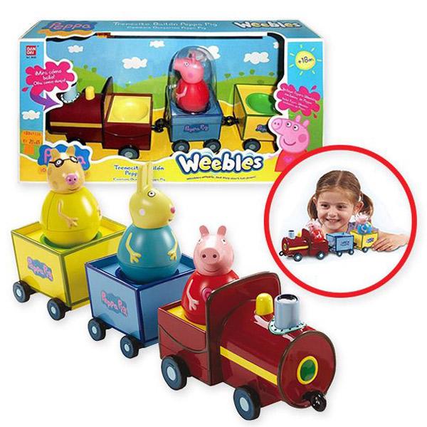 Peppa Pig Voz 44384335 - ODDO igračke