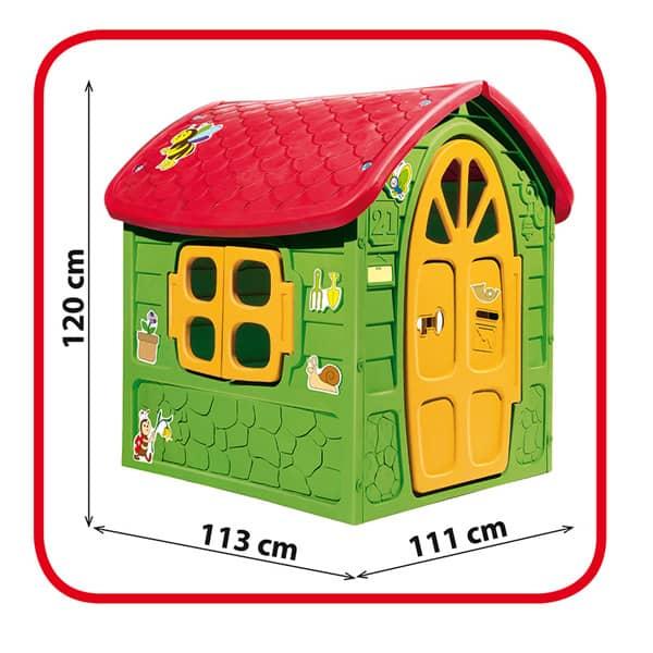 Kućice za decu BAJKA 502788 - ODDO igračke