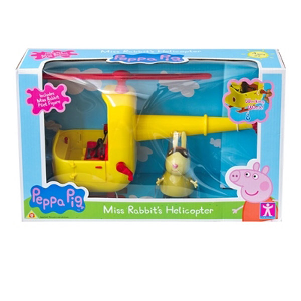 Peppa Pig Helikopter TO5334 - ODDO igračke