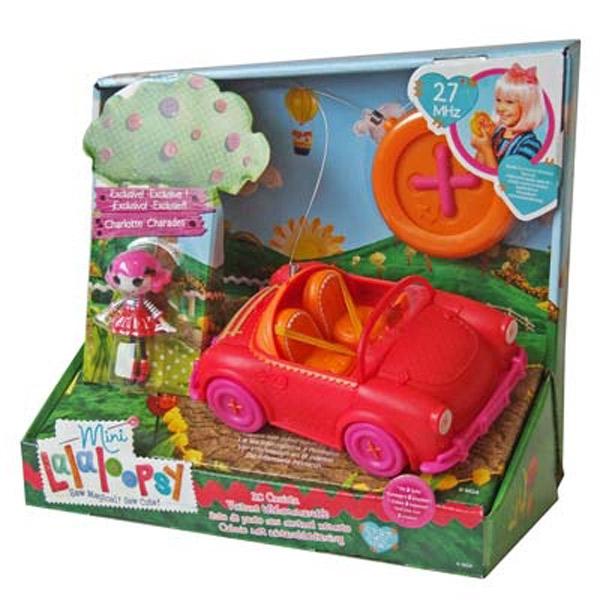 Mini Lalaloopsy Vozilo na daljinski 510291 - ODDO igračke