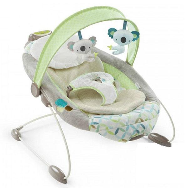 Kids II Ležaljka Ingenuity Smart Bounce - SKU60398 - ODDO igračke
