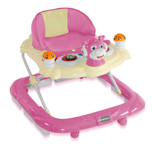 Dubak Bambi EB Pink Bertoni 10120290909 - ODDO igračke