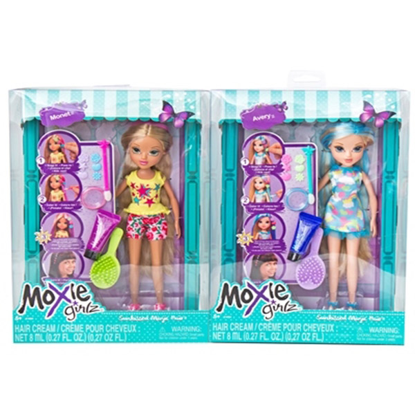MOXIE LUTKA SUNKISSED 533184 - ODDO igračke