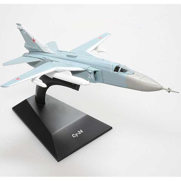 Ruski modeli aviona SU-24 - ODDO igračke