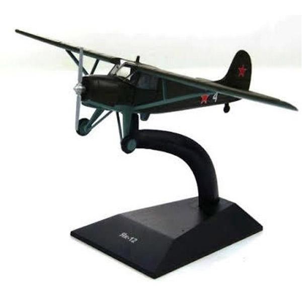 Ruski modeli aviona Yakovlev Yak-12 Creek  - ODDO igračke