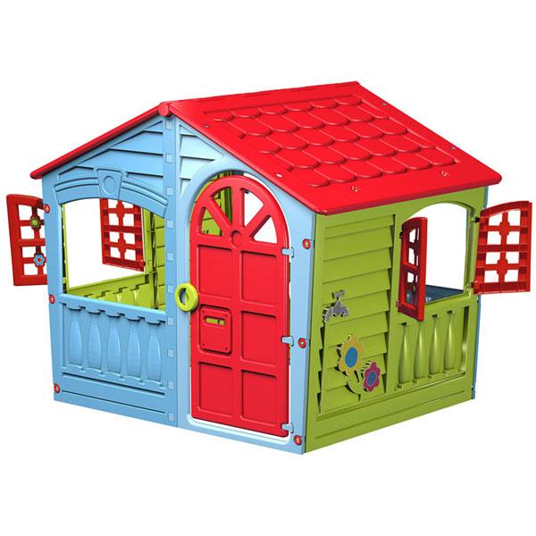 Kućica za decu House of Fun 907801 - ODDO igračke