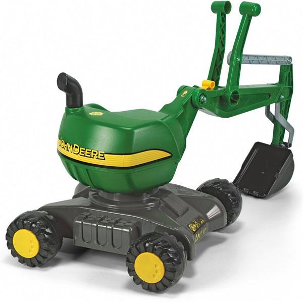 Bager Digger John Deere Rolly Toys 421022 - ODDO igračke