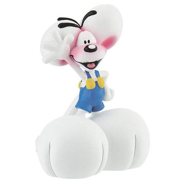 Miš Diddl Lik iz Crtanog Filma Diddl 43470 D - ODDO igračke