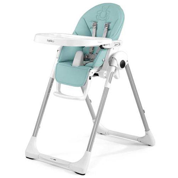 Stolica za hranjenje Prima Pappa Zero 3 Bear Azul Peg Perego P35100415782 - ODDO igračke