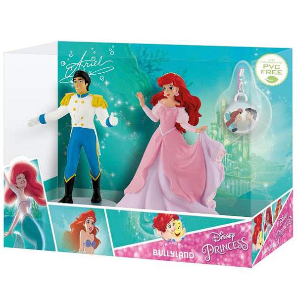 Gift Box (2 figurice + Privezak) iz Crtanog Filma Mala Sirena 13415 - ODDO igračke