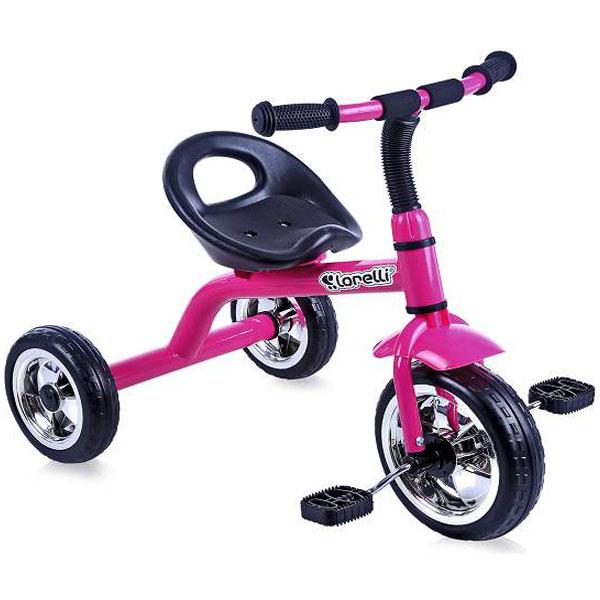 Dečiji Tricikl A28 Dark Rose 10050121501 - ODDO igračke