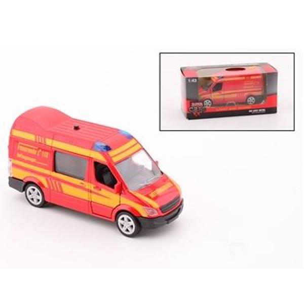Auto Super Cars vatrogasac svetlo i zvuk 26984 - ODDO igračke