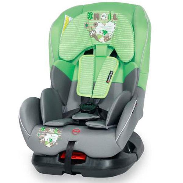 Auto Sedište za decu od 0-18kg Concord Green & Grey Snail Bertoni 10070161705 - ODDO igračke