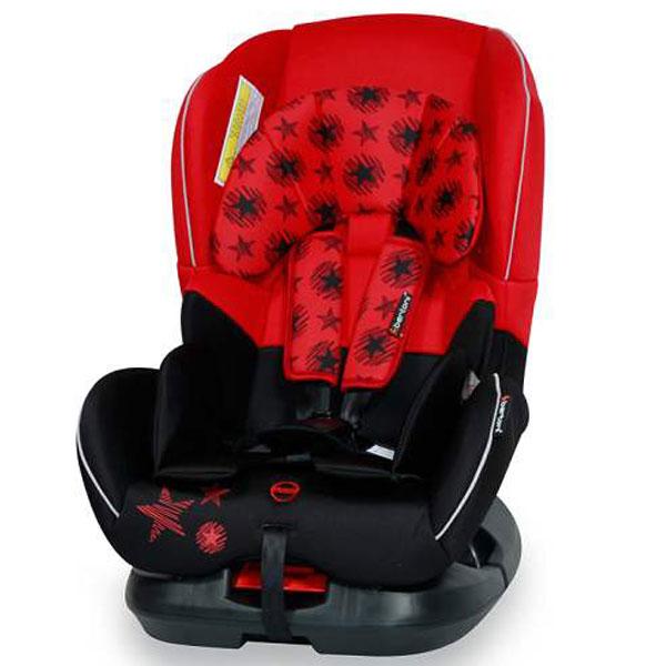 Auto Sedište za decu od 0-18kg Concord Black & Red Stars Bertoni 10070161760 - ODDO igračke