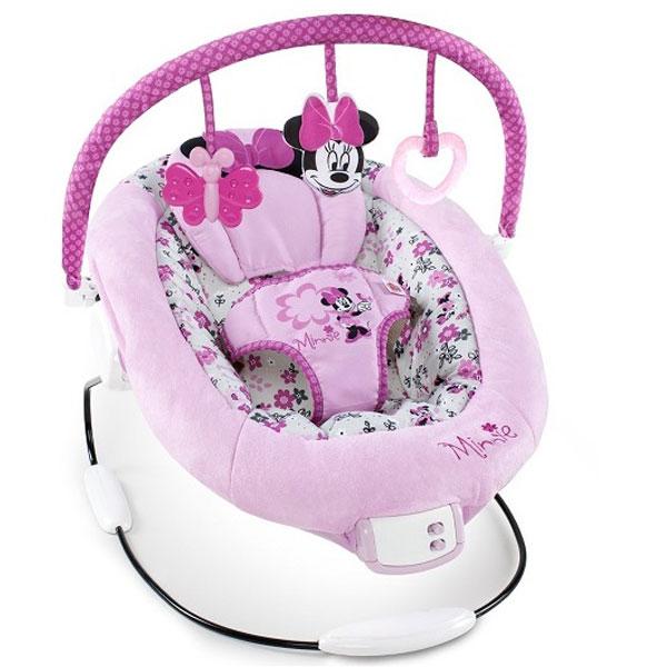 Kids II Ležaljka Minnie Mouse Garden Delights - SKU60578 - ODDO igračke