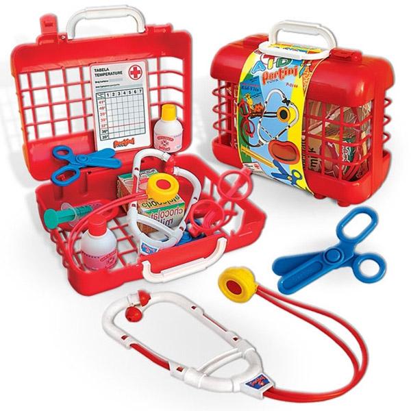 Doktor set Kofer Pertini P-0144 - ODDO igračke