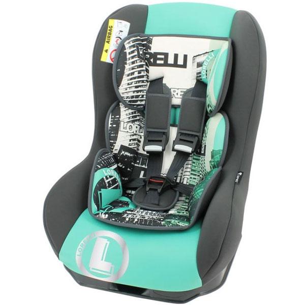 Auto Sedište za decu 0-18 kg Beta Plus Skyline Green 10070781572 - ODDO igračke