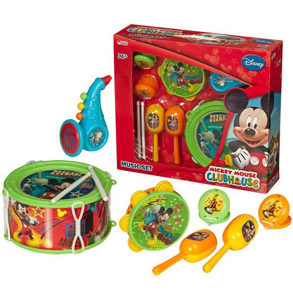 Muzički set Mickey DEDE 019155 - ODDO igračke
