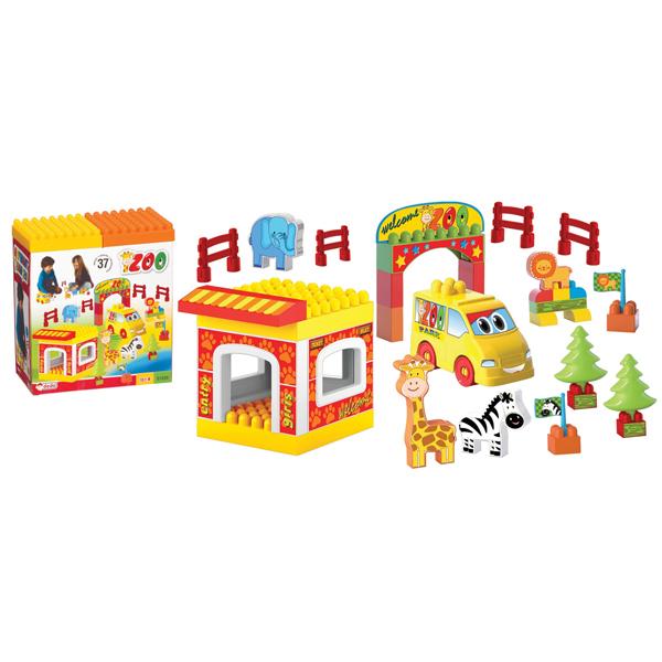 DEDE Zoološki vrt  019360 - ODDO igračke