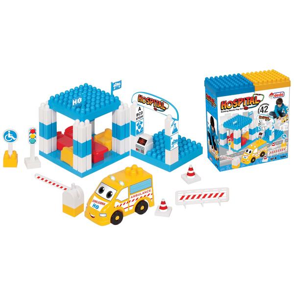DEDE Hitna pomoć 019445 - ODDO igračke