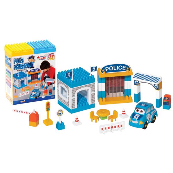 DEDE Policijska stanica 019476 - ODDO igračke
