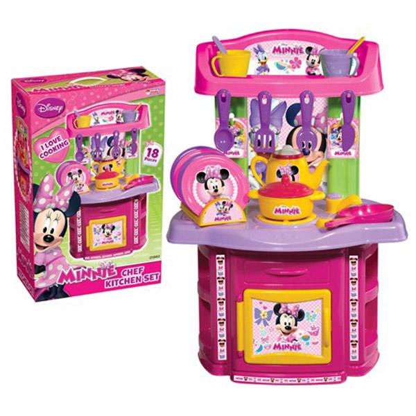Kuhinja set DEDE Minnie 019629 - ODDO igračke
