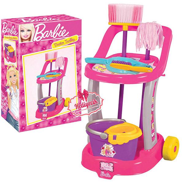 Set za čišćenje DEDE Barbie 019704 - ODDO igračke