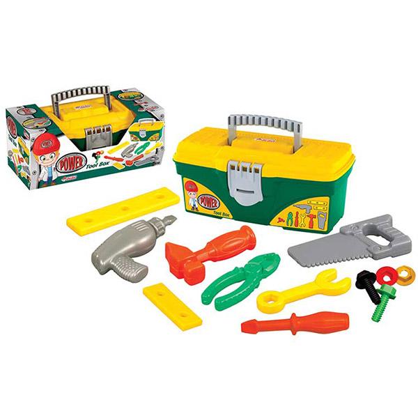Alat set u kutiji DEDE 030303 - ODDO igračke
