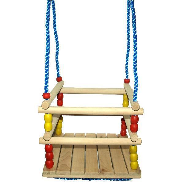 Ljuljaška Drvena za decu 15-815000 - ODDO igračke