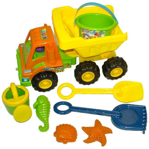 Kamion i set za pesak 50-318000 - ODDO igračke