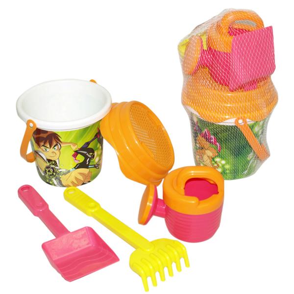 Set za pesak Ben 10 50-336000 - ODDO igračke
