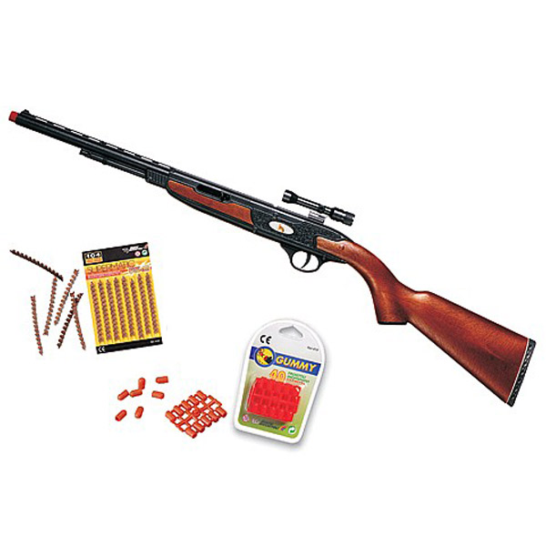 Puška Devon Rifle - Double Action EG06038 - ODDO igračke
