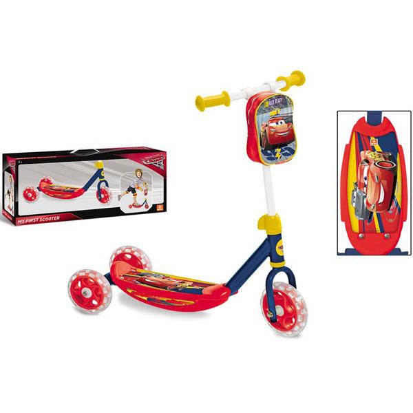 Trotinet sa tri točka Cars 18-538200  - ODDO igračke