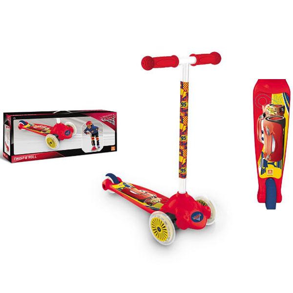 Trotinet sa tri točka Cars 3 18-540200  - ODDO igračke